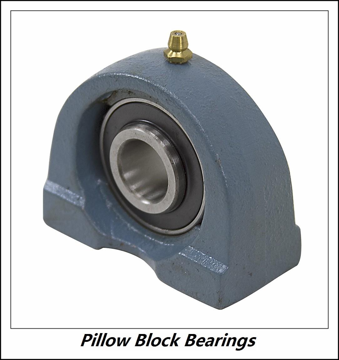 2.938 Inch | 74.625 Millimeter x 3.5 Inch | 88.9 Millimeter x 3.25 Inch | 82.55 Millimeter  DODGE SP2B-IP-215RE  Pillow Block Bearings