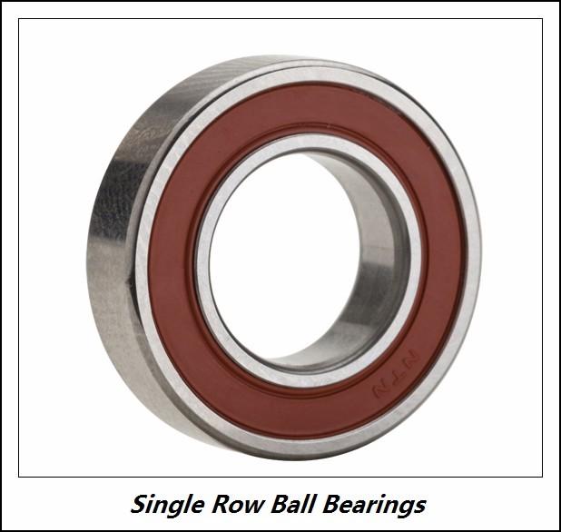 NACHI 6338 MC3  Single Row Ball Bearings