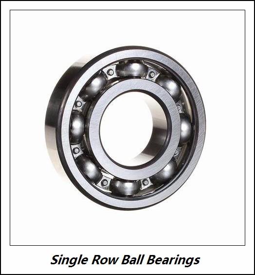 90 x 125 x 18  KOYO 6918 2RU  Single Row Ball Bearings