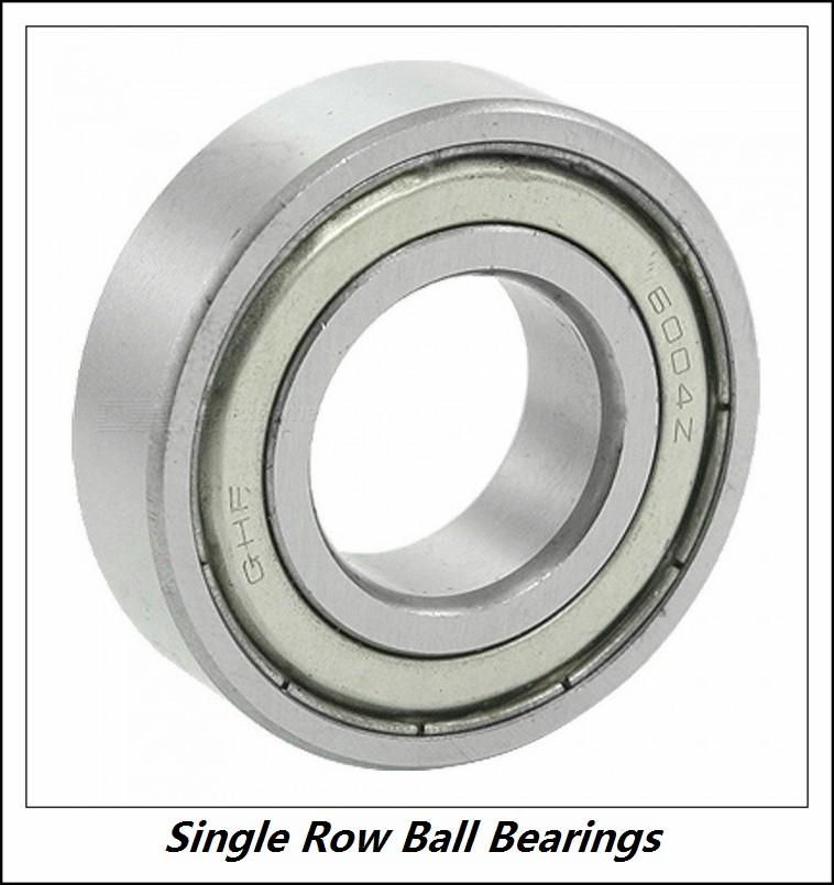 KOYO 6203ZZNRC3  Single Row Ball Bearings