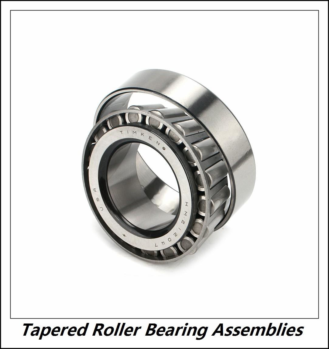 TIMKEN M249749-90136  Tapered Roller Bearing Assemblies