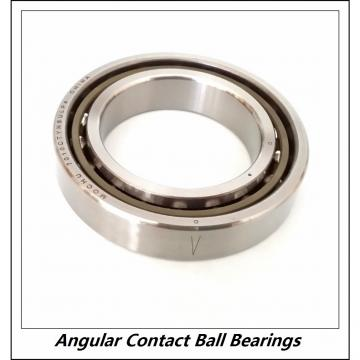 4.5 Inch | 114.3 Millimeter x 5.25 Inch | 133.35 Millimeter x 0.5 Inch | 12.7 Millimeter  SKF FPXU 408-2RS1  Angular Contact Ball Bearings