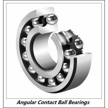 1.772 Inch | 45 Millimeter x 2.953 Inch | 75 Millimeter x 1.26 Inch | 32 Millimeter  SKF 7009 CD/DTVQ126  Angular Contact Ball Bearings