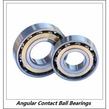 1.969 Inch | 50 Millimeter x 4.331 Inch | 110 Millimeter x 1.748 Inch | 44.4 Millimeter  SKF 3310 A/C3VA237  Angular Contact Ball Bearings