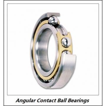1.772 Inch | 45 Millimeter x 3.346 Inch | 85 Millimeter x 1.496 Inch | 38 Millimeter  SKF 7209 CD/DTVQ253  Angular Contact Ball Bearings