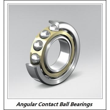 1.378 Inch | 35 Millimeter x 2.165 Inch | 55 Millimeter x 0.394 Inch | 10 Millimeter  SKF 71907 ACDGA/VQ253  Angular Contact Ball Bearings