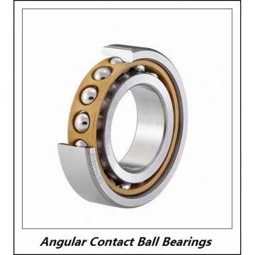 1.181 Inch | 30 Millimeter x 2.835 Inch | 72 Millimeter x 1.189 Inch | 30.2 Millimeter  SKF 3306 E-2RS1/C3  Angular Contact Ball Bearings