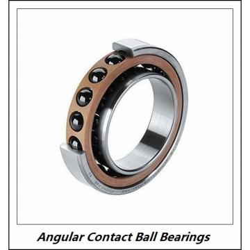 1.575 Inch | 40 Millimeter x 3.543 Inch | 90 Millimeter x 1.437 Inch | 36.5 Millimeter  SKF 3308 A-2RS1TN9/W64  Angular Contact Ball Bearings