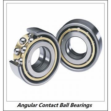3.937 Inch | 100 Millimeter x 5.906 Inch | 150 Millimeter x 0.945 Inch | 24 Millimeter  SKF 7020 CDGB/VQ499  Angular Contact Ball Bearings