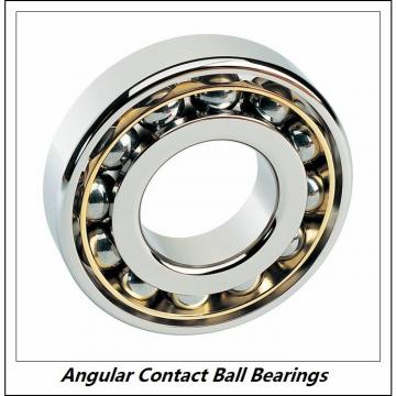 1.772 Inch | 45 Millimeter x 2.953 Inch | 75 Millimeter x 1.26 Inch | 32 Millimeter  SKF 7009 CD/DTVQ253  Angular Contact Ball Bearings