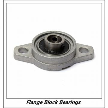 QM INDUSTRIES QMC08J107SC  Flange Block Bearings