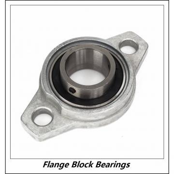 QM INDUSTRIES QAC09A112SET  Flange Block Bearings