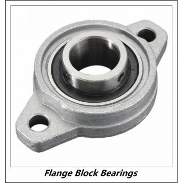 QM INDUSTRIES QVFKP26V110SET  Flange Block Bearings