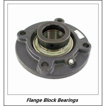 QM INDUSTRIES QVVFB15V060SEC  Flange Block Bearings