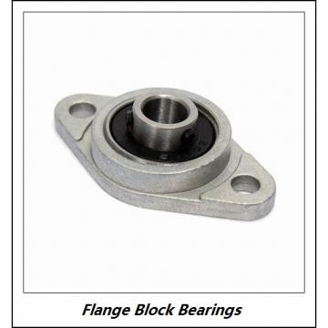 QM INDUSTRIES QACW09A040SEM  Flange Block Bearings