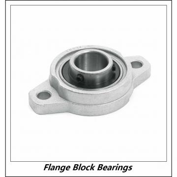 QM INDUSTRIES QAC09A045SC  Flange Block Bearings