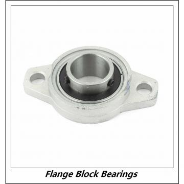 QM INDUSTRIES QMF08J108SEM  Flange Block Bearings