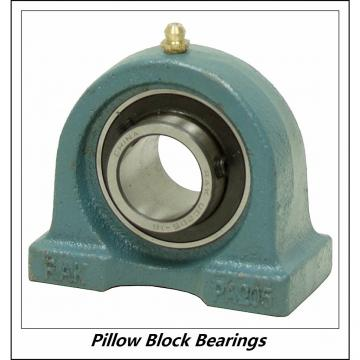 2.375 Inch | 60.325 Millimeter x 3.422 Inch | 86.919 Millimeter x 2.75 Inch | 69.85 Millimeter  DODGE SP2B-IP-206R  Pillow Block Bearings