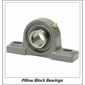 1.188 Inch | 30.175 Millimeter x 2.625 Inch | 66.675 Millimeter x 1.875 Inch | 47.63 Millimeter  DODGE SP2B-IP-103RE  Pillow Block Bearings