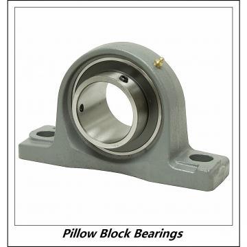 0.984 Inch | 25 Millimeter x 1.359 Inch | 34.53 Millimeter x 1.437 Inch | 36.5 Millimeter  LINK BELT P3U2M25N  Pillow Block Bearings