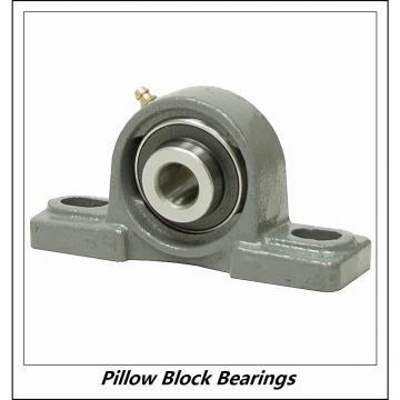1.125 Inch | 28.575 Millimeter x 2.625 Inch | 66.675 Millimeter x 1.875 Inch | 47.63 Millimeter  DODGE SP2B-IP-102RE  Pillow Block Bearings