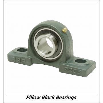 2.188 Inch | 55.575 Millimeter x 2.25 Inch | 57.15 Millimeter x 2.438 Inch | 61.925 Millimeter  LINK BELT PL3U235E3  Pillow Block Bearings