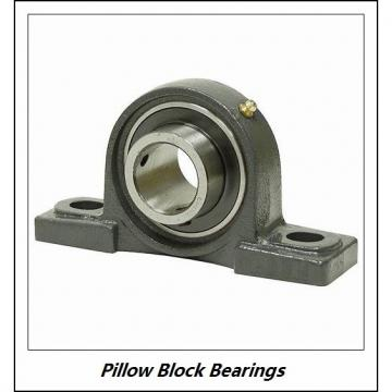 2.438 Inch | 61.925 Millimeter x 3.313 Inch | 84.14 Millimeter x 3.625 Inch | 92.075 Millimeter  LINK BELT PEU339C  Pillow Block Bearings