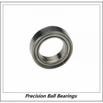 0.984 Inch | 25 Millimeter x 1.654 Inch | 42 Millimeter x 0.354 Inch | 9 Millimeter  NACHI 7905CYU/GLP4  Precision Ball Bearings
