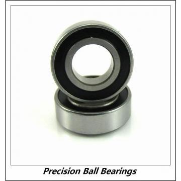 0.669 Inch | 17 Millimeter x 1.85 Inch | 47 Millimeter x 0.591 Inch | 15 Millimeter  NACHI 17TAB04UP4  Precision Ball Bearings