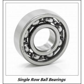 RBC BEARINGS JB025CP0  Single Row Ball Bearings