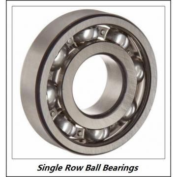 NACHI 6219ZZNR  Single Row Ball Bearings