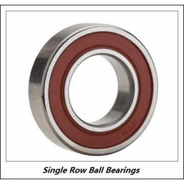 NACHI 6312ZZENR  Single Row Ball Bearings