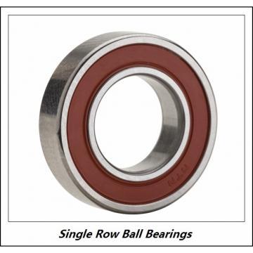 RBC BEARINGS B542DDFS428  Single Row Ball Bearings