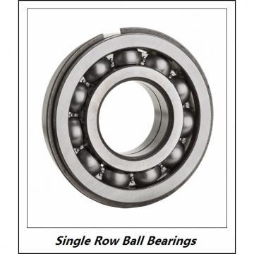 RBC BEARINGS SB030CP0  Single Row Ball Bearings