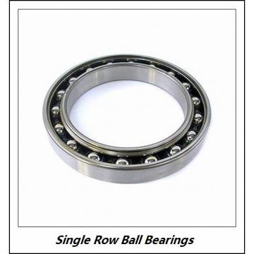 NACHI 6312 C3  Single Row Ball Bearings