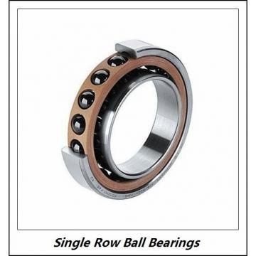 RBC BEARINGS B544DDFS464  Single Row Ball Bearings