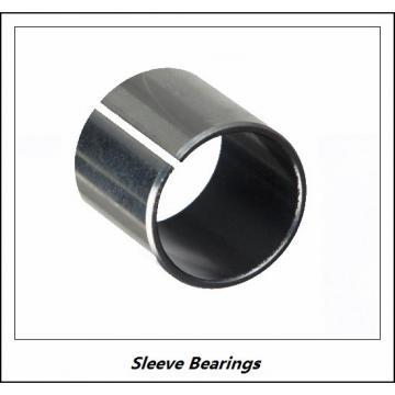 BOSTON GEAR M1014-18  Sleeve Bearings