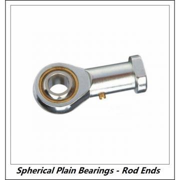 SEALMASTER CFF 10T  Spherical Plain Bearings - Rod Ends