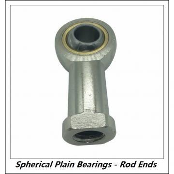 SEALMASTER CFFL 12T  Spherical Plain Bearings - Rod Ends