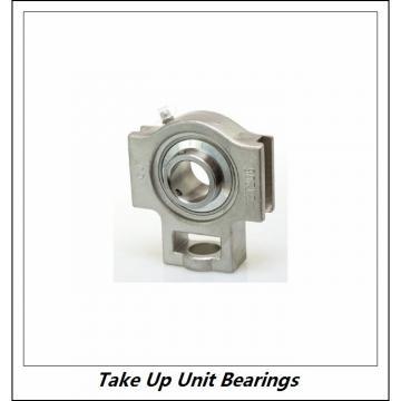 AMI UCTPL205MZ2W  Take Up Unit Bearings
