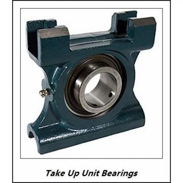 AMI MUCT203  Take Up Unit Bearings