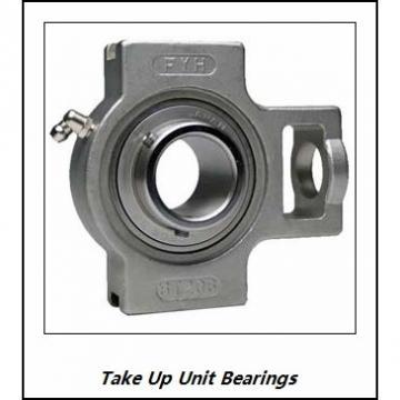 AMI UCTPL202MZ2W  Take Up Unit Bearings