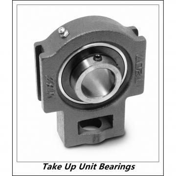 AMI UCTPL203MZ2W  Take Up Unit Bearings