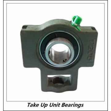 AMI MUCTPL202B  Take Up Unit Bearings