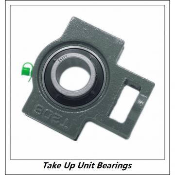 AMI UCTPL207MZ2W  Take Up Unit Bearings