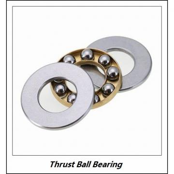 CONSOLIDATED BEARING 51136 F  Thrust Ball Bearing