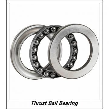 CONSOLIDATED BEARING FT-05  Thrust Ball Bearing