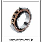 RBC BEARINGS B544DDFS464  Single Row Ball Bearings