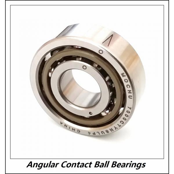 4.134 Inch | 105 Millimeter x 6.299 Inch | 160 Millimeter x 1.024 Inch | 26 Millimeter  SKF 7021 ACDGB/VQ621  Angular Contact Ball Bearings #3 image