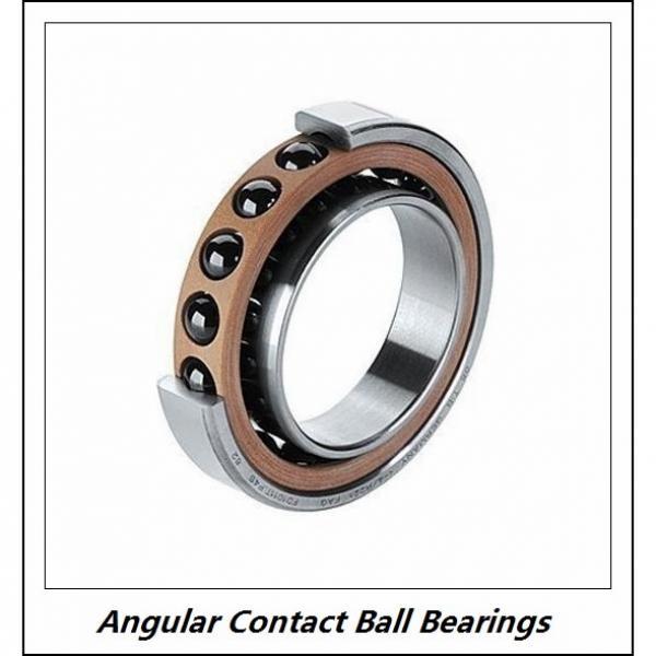 1.378 Inch | 35 Millimeter x 2.441 Inch | 62 Millimeter x 1.102 Inch | 28 Millimeter  SKF 7007 ACE/HCDTVQ126  Angular Contact Ball Bearings #5 image